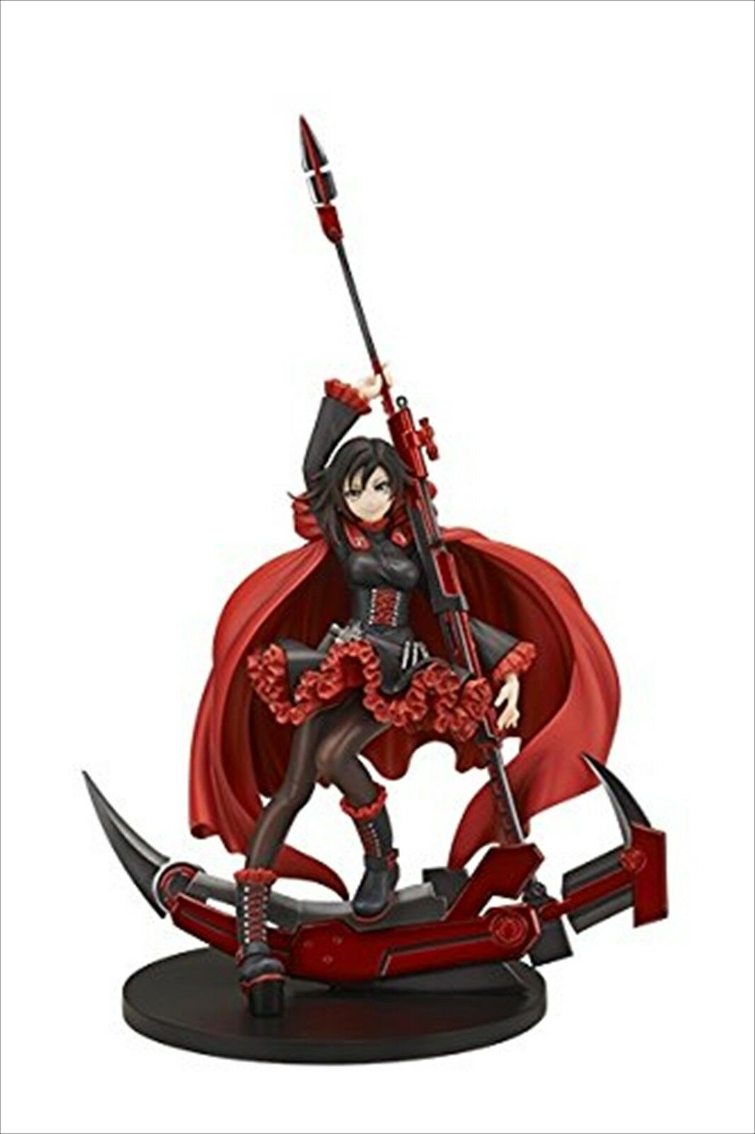Di molto bene RWBY Ruby Rose 1/8 Scale PVC Pre-painted Complete Figure F/S NEW