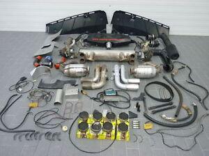 TWIN TURBO KIT FERRARI F 360 MOTOR, 600 HP KOENIG ENGINE KIT / ATD ...