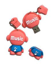 Music Man Rojo Stick USB/8 gb de memoria/USB memoria USB