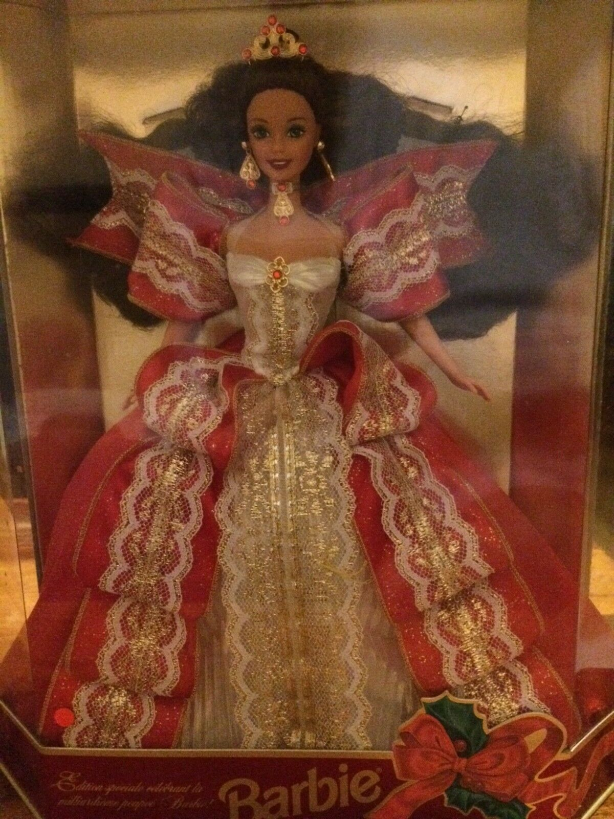 Happy Holidays Natalizio BARBIE SPECIAL EDITION MATTEL 17832