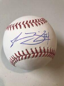 Jesse Biddle Autograph Signed Omlb Official Major-league Baseball Buy One Give One Sports Mem, Cards & Fan Shop