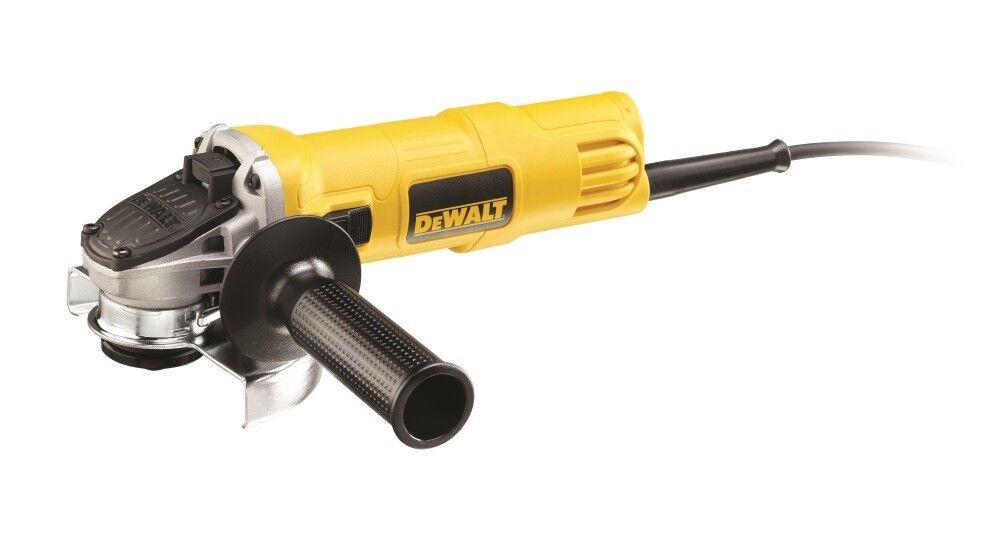 DEWALT Winkelschleifer DWE4057 125 mm mit Zubehör