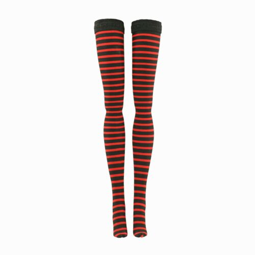 Micro Stripe Doll Stockings to fit Topper Dawn /& Penny Brite