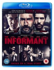 The Informant Blu-Ray Nuovo (KAL8361)
