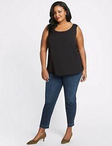 M/&S Curve Super Skinny Jeans Size 26 Reg
