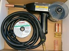 Sale Norstar Mig Spool Gun Sl 100 Fits Select Lincoln Welders