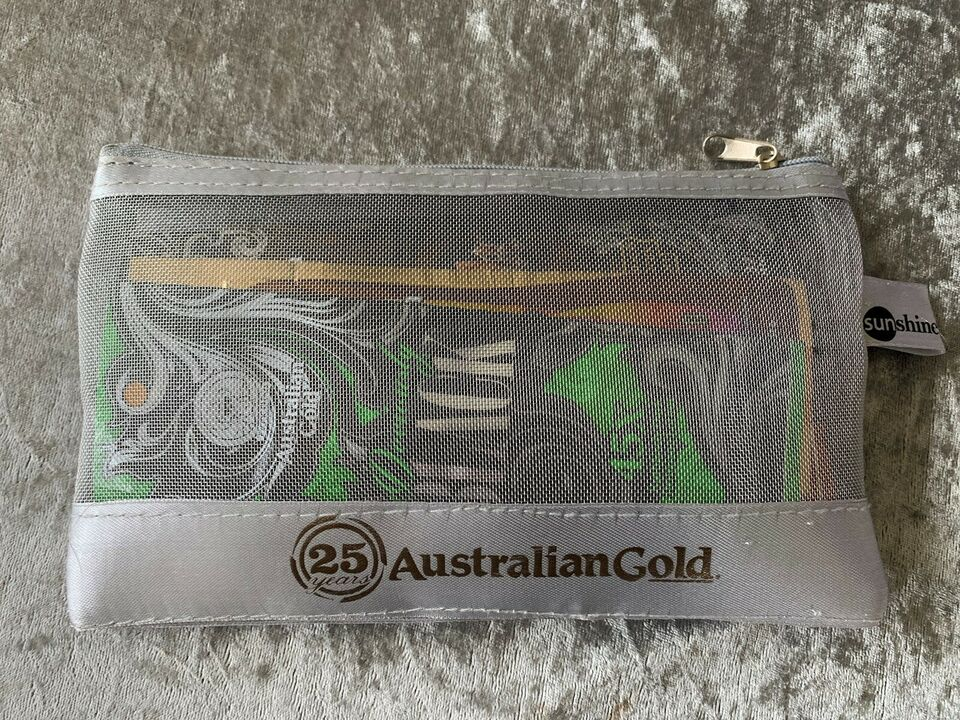 Sandwichsolarium, Australian Gold