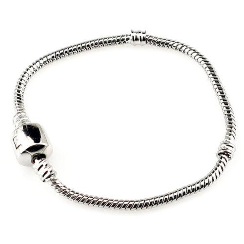 22476 Cuivre No Fade chaîne serpent bracelet À faire soi-même Perles main caténaire