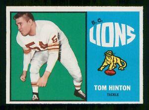 TOM-HINTON-1963-TOPPS-CFL-NO-8-NRMINT-29144