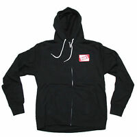 NEW Stepchild Snowboards Sucks Pullover Hooded Sweatshirt Black Medium