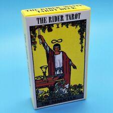 US Waite Rider Tarot Deck Game 78Cards English Version Future Telling Sealed