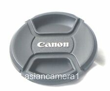 Front Lens Cap For Canon EF 24-105mm f/4L IS USM Lens Snap-on Dust Safety Cover