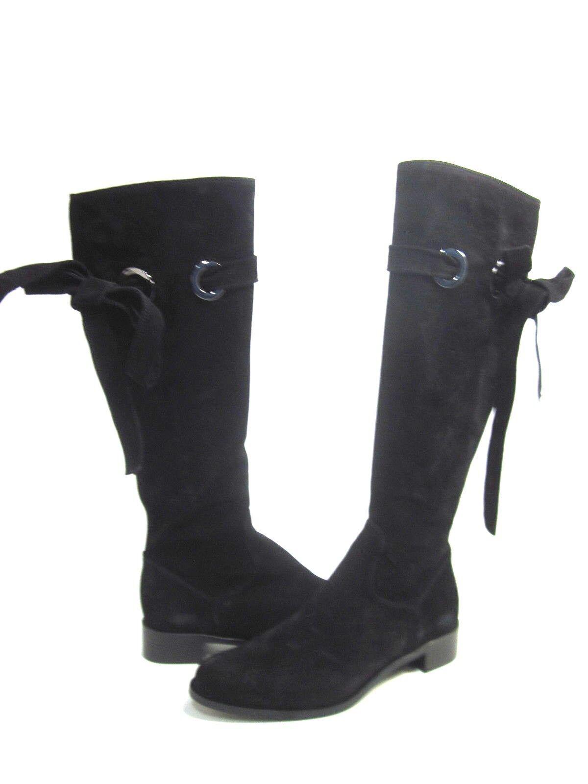 botas de Moda para mujer mujer mujer Lucy de mantequilla, Gamuza Negra, US tamaño 7.5,EUR 37.5, Medio  las mejores marcas venden barato