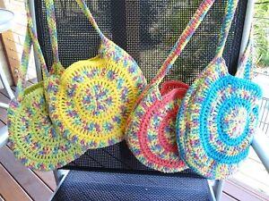 Girls Crochet Bag Pattern Tote Bag Totebag Patterns Shoulder Bag