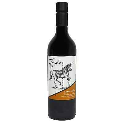 Helen & Joey Estate Layla Cabernet Sauvignon 2014 case of 6 Dry Red Wine 750mL