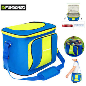 Large-Insulated-Lunch-Bag-Cooler-Picnic-Travel-Food-Box-Women-Tote-Carry-Bags