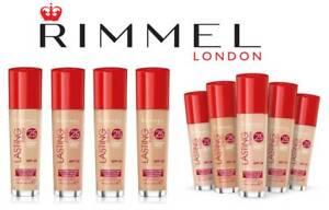 RIMMEL-LASTING-FINISH-25HR-COMFORT-SERUM-FOUNDATION-SPF30-30ML-CHOOSE-NEW