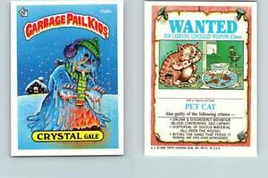 1986-SERIES-4-TOPPS-GPK-GARBAGE-PAIL-KIDS-158b-CRYSTAL-GALE