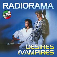 LP Vinyl Radiorama Desires And Vampires