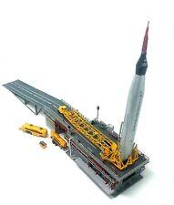 Atlantis Models Atlas Rocket With Mercury Capsule 1 110 Scale Model Kit 1833