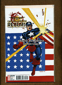2009-Reborn-Captain-America-2-Tim-Sale-Variant-Marvel-Comics-Still-Sealed