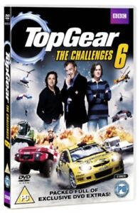 Nuovo Top Gear - The Sfide 6 DVD
