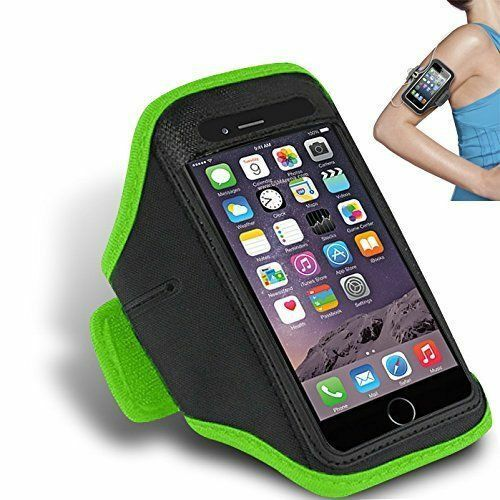 Samsung Galaxy A8 Sports Running Jogging Gym Cycling Armband Case Cover 2018