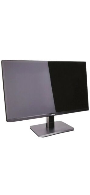 "Acer H236HL 23"" 1920x1080 LCD Monitor Bundle. VESA Mounting Adapter Included!"
