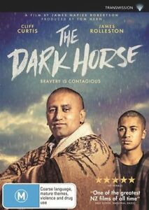 The-Dark-Horse-R4-DVD-New-amp-Sealed-Great-New-Zealand-Movie