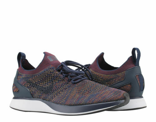 Nike Air Zoom Flyknit Racer Navy Running Sneakers W Box 918264-401 No Lot