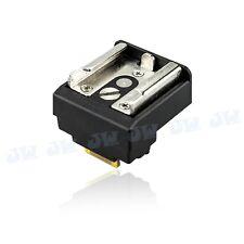 JJC Hot Shoe Flash Adapter for Sony NEX3 NEX 5N 5R F3 C3 Speedlight Trigger