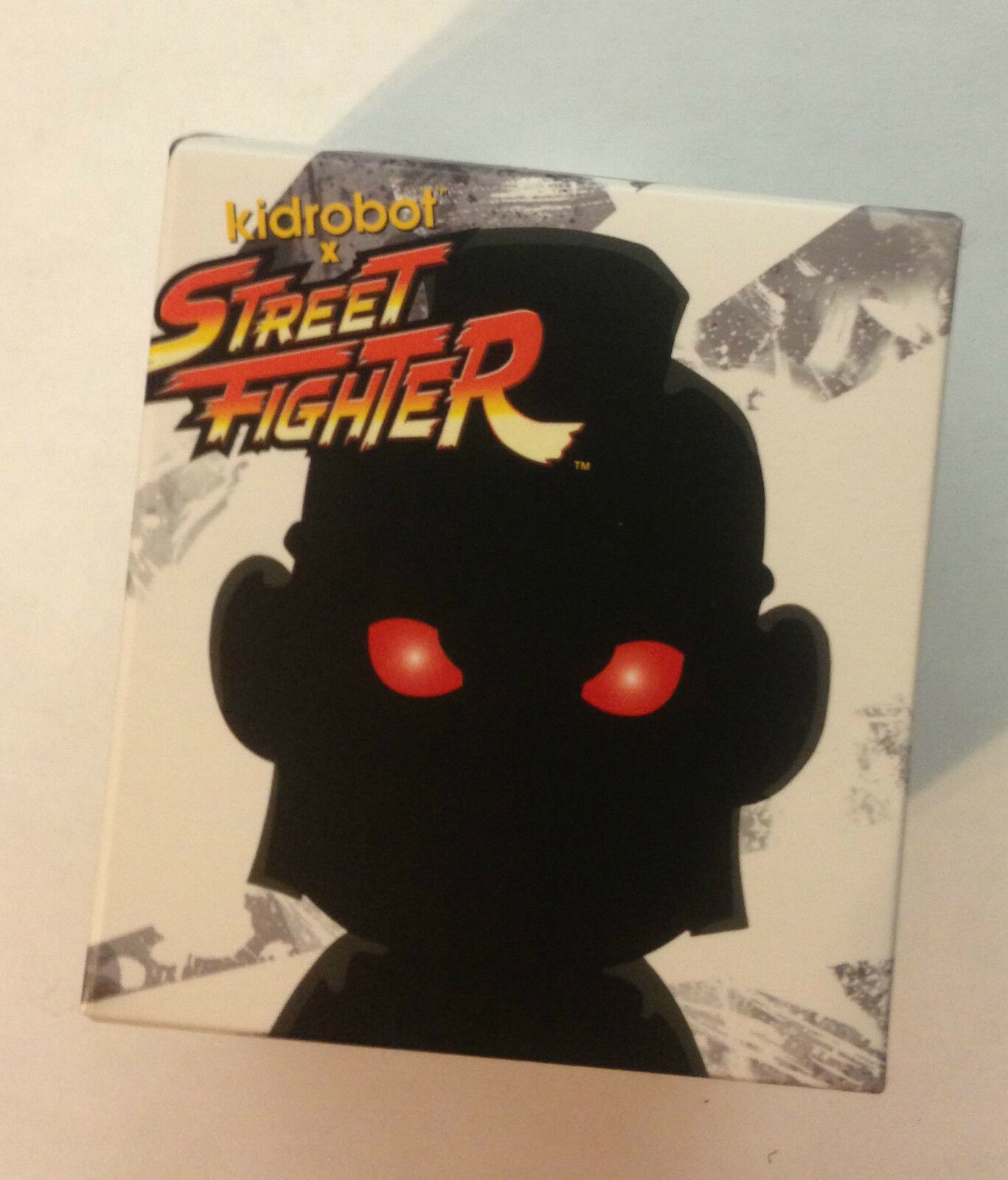 SDCC 2013 Kid Robot Mecha Zangief Street Fighter SDCC SDCC SDCC 2013 exclusive SOLD OUT f0fef2