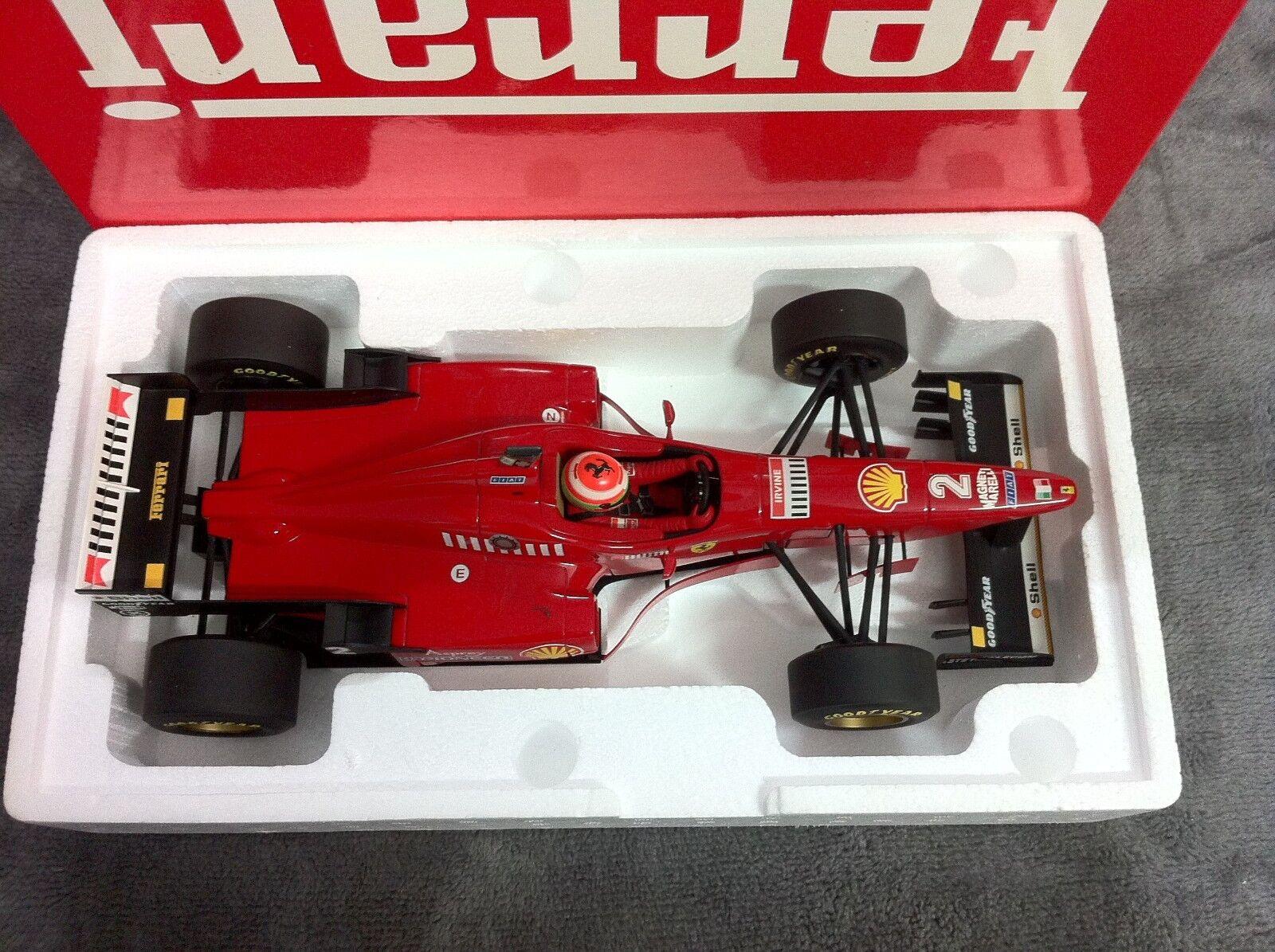 Eddie Irvine 1996 Ferrari F310 2  1 12