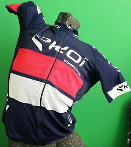 EKOI-NATION-FRANCE-Full-Zipper-Jersey-Size-XL