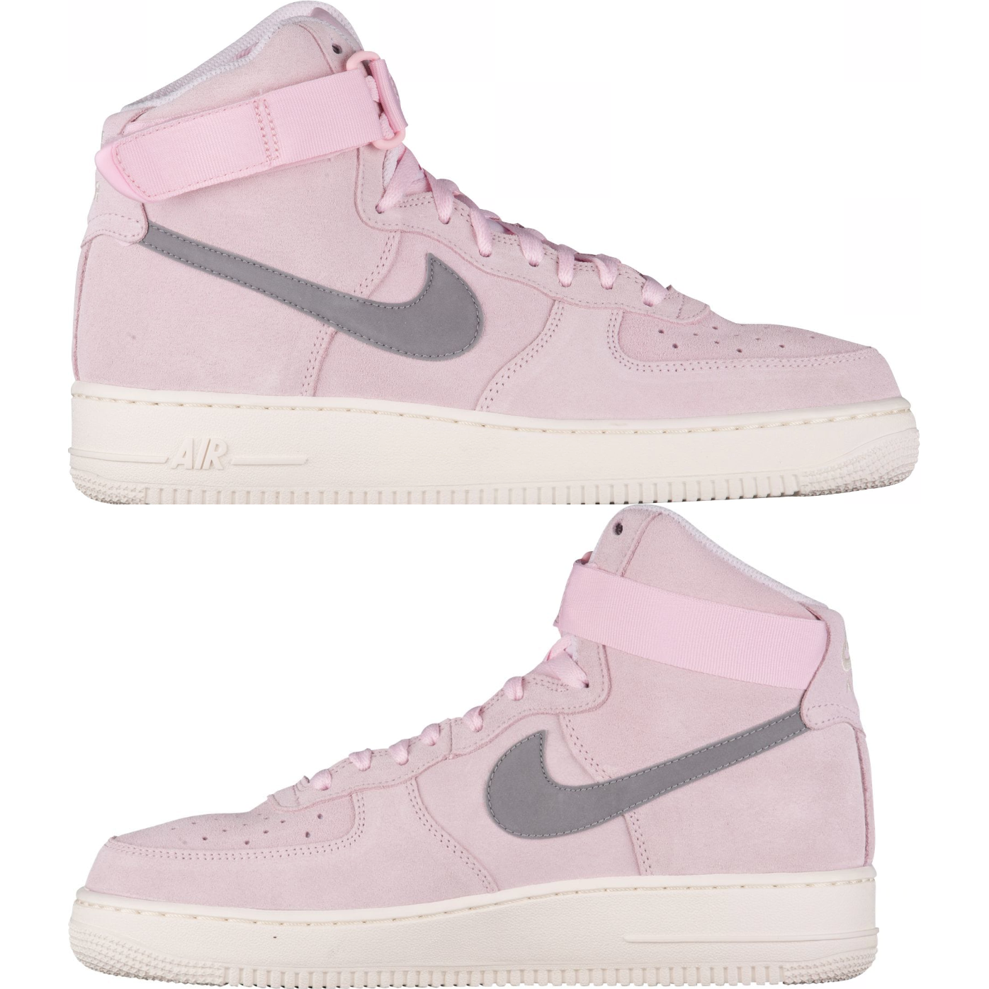 NIKE AIR FORCE 1 HIGH 07 MEN'S LIFESTYLE COMFY SHOES Pink/Dust/Sail 315121-611