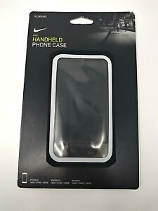 timeless design c0b4a ad663 Details about Nike Handheld Running Phone Case iPhone 6 6S 7 Black