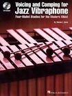 Voicing and Comping for Jazz Vibraphone by Hal Leonard Corporation (Mixed media product, 2011)
