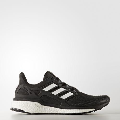 Adidas Energy Boost Men's Size 11.5 Black/White Running CG3359