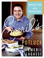 emeril s potluck comfort food with a kicked up attitude by emeril