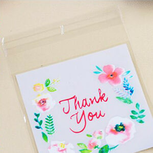 Image Is Loading 100pcs Small Cellophane Bags Clear Gift Party Chocolate