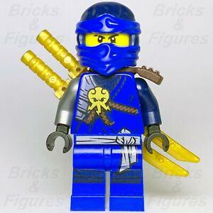 New-Genuine-Ninjago-LEGO-Ninja-Jay-Day-of-the-Departed-Minifigure-70595