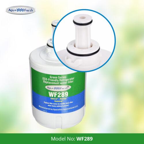 Aqua Fresh Water Filter 6pk Fits Samsung RFG237AARS//XAA Refrigerators