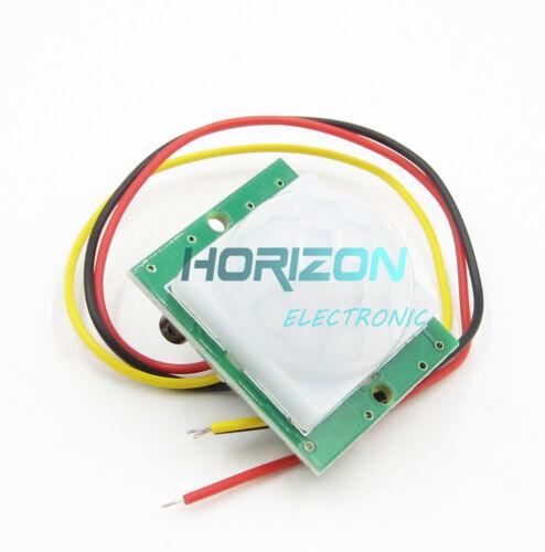 new DC 12V PIR IR Infrared Pyroelectric IR PIR Motion Sensor Detector Module top