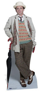 Sc-568 Dr. Who Sylvester Mc Cie Hauteur 185cm Présentoir En Carton Taille Réelle