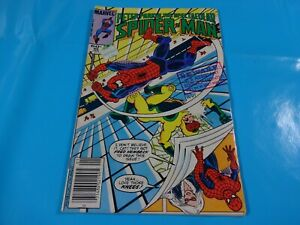 spectacular-Spider-Man-86-issue-marvel-Comic-book-1st-print