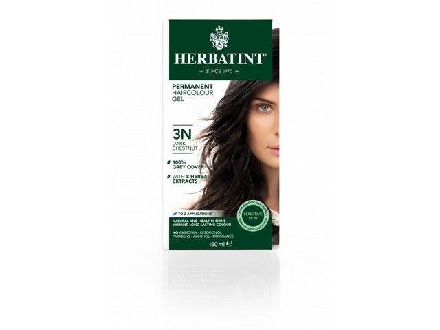 Herbatint 3N Dark Chestnut Ammonia Free Hair Colour 150ml
