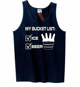 My-Bucket-List-Funny-Mens-Tank-Top-Beer-Ice-Bucket-Alcohol-Party-Sleeveless-Z3