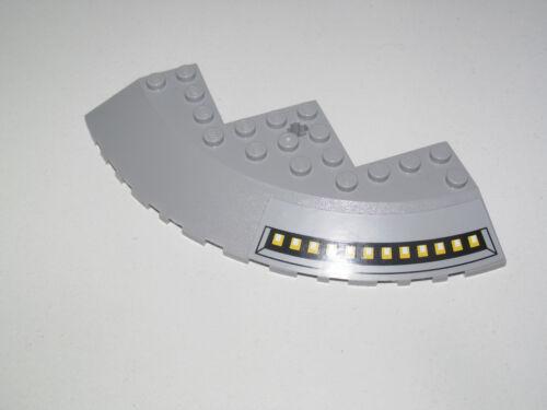Lego ® Brique Arrondie Brick 10x10 Corner Round Slope 33 Edge Choose Color 58846