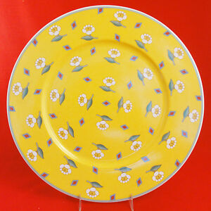Villeroy & Boch SWITCH 1 AVA YELLOW Round Platter 12.5\