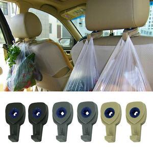 2Pcs-Universal-Portable-Car-Auto-Seat-Hanger-Purse-Bag-Organizer-Holder-Hook-New
